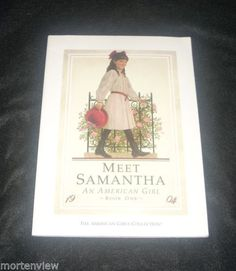 AMERICAN-GIRLS-PLEASANT-COMPANY-MEET-SAMANTHA-PAPERBACK-BOOK-1998