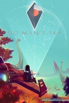 No Man's Sky - shalizeh7.tumblr.com