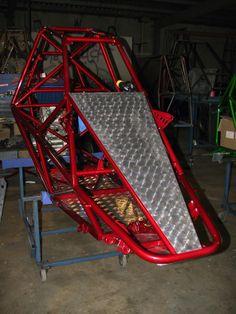 The Edge - Barracuda   Chassis / frame.