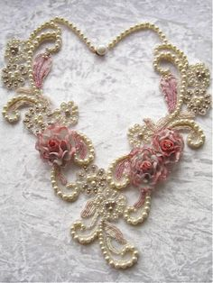 ~One White Swan: On Being a Productive Little Bunny - 3rd Reveal BeadSoupBlogParty~