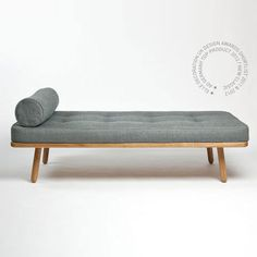 Generous, comfortable and superbly stylish, our popular Day Bed One is a chic but practical piece of furniture. In the daytime use for loung...