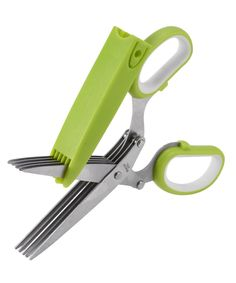 13 Genius Cooking Gadgets That Will Save You a Ton of Time in the Kitchen - Herb Scissors from InStyle.com