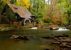 the mill (Mountain Brook, AL)---home sweet home    ooooo just love this!
