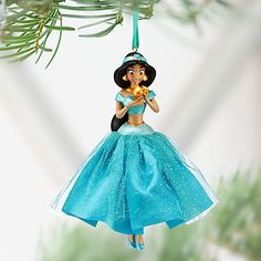 Jasmine Sketchbook Ornament from The Disney Store