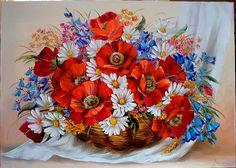Gallery.ru / Фото #67 - Поглядите, там и тут, маки красные цветут! - Anneta2012