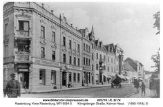 Rastenburg, Königsberger Straße 16, Kolmar-Haus