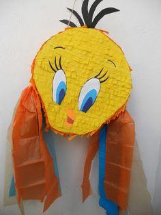 Piñatas que Ilusionan: Otra Piñata de Piolín!