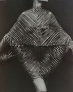 issey miyake dress, photo by irving penn  iiiinspired: some things i like