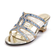 DDMF®2015 summer sandals waterproof Ms. female word buckle sandals slope with high-heeled closed-toe shoes 2015 – $24.99