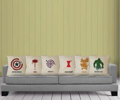 The avengers alliance Movieshawkeye posters pillow by art888888, $130.00