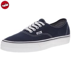 Vans U AUTHENTIC (ANGSTRPLNG)DRB VEE332D, Unisex-Erwachsene Sneakers, Blau ((AngStrpLng)DrB), EU 40 (US 7.5) (*Partner-Link)