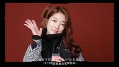 The Gorgeous Parkshinhye in HSTYLE CF 2015