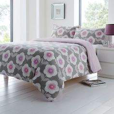 Fusion Home Furnishings Quilt Cover Set & Reviews | Wayfair UK