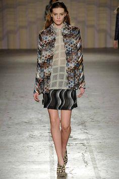 Fall 2014 Ready-to-Wear - Marco de Vincenzo