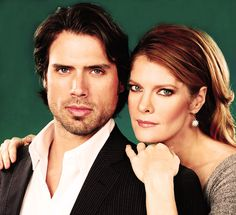 Soaps, Sitcoms, and other Things Joshua Morrow, Michelle Stafford, Young And The Restless, Soaps, Tv, Hand Soaps, Television Set, Soap, Television