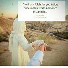 Marriage in islam Muslim Couple Quotes, Cute Muslim Couples, Muslim Love Quotes, Love In Islam, Beautiful Islamic Quotes, Islamic Inspirational Quotes, Religious Quotes, Islamic Qoutes, Islamic Messages
