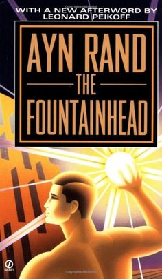 The Fountainhead was a book I read on my senior year of high school for book credits, my teacher saw the book and basically told me I was not going to pass the test, well she was wrong because I loved the book and Aced my test. #ThriftBooksTop10