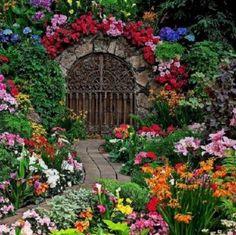 Jardines coloridos | Cuidar de tus plantas es facilisimo.com