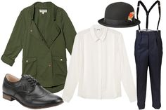 Girl meets boy! 6 perfect outfits for the tomboy in you