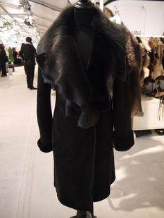 gushlow & cole merino and Toscana coat
