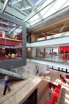 Giant Moves: Gensler's New Digs in Los Angeles