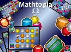 Mathtopia | Kinder Apps | Kinder Lernspiele Apps