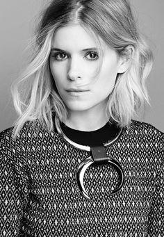 Кейт Мара — Фотосессия для «Vogue» CH 2014 – 1