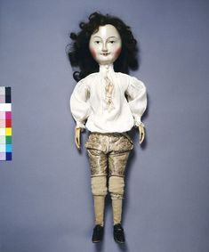 Doll's breeches | V&A Search the Collections