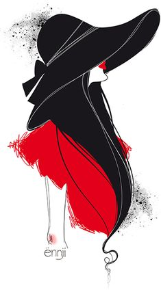 Fashion Sketches 338544096970548858 - Illustration de Mode par Ennji Source by emytwiins Fashion Art, Fashion Design, Girl Fashion, Fashion Fashion, Trendy Fashion, Fashion Women, Arte Pop, Fashion Sketches, Fashion Illustrations