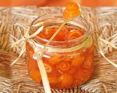 jam from orange-peels Jam Recipes, Gourmet Recipes, Dessert Recipes, Cooking Recipes, Fruit Dessert, Fruit Party, Smoothies For Kids, Fruit Smoothies, Juice Packaging