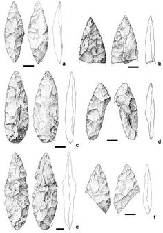 Early Modern Human Arrow Points: Middle Stone Age and Late