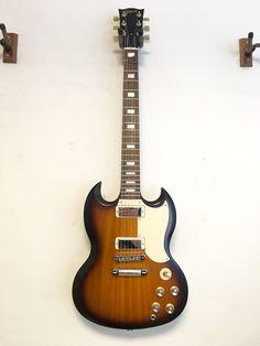 2016 Gibson SG Special T—Vintage Sunburst