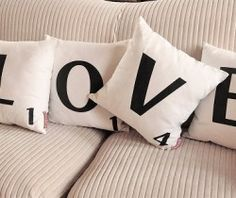 scrabble cushion covers