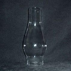 Clear Glass Matador No 15 Oil Lamp Chimney. Lighting Replacement ...