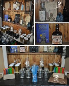 Potions 101 with Professor Snape! This is sooo cool!! love the originality of it!!