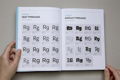 Designer Compiles Typefaces He Has Created Over Six Years In A Beautiful Book - DesignTAXI.com