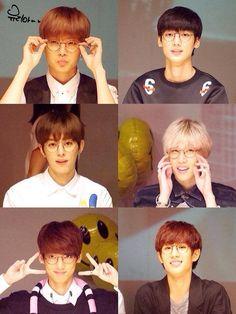 Amém esses óculos, amém boyfriend, amém Gsuis.