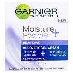 Garnier Skin Naturals Moisture + Restore Night 50ml