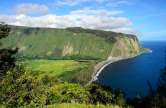DRIVE HAMAKUA COAST The views of the Pacific are absolutely breathtaking along this stretch of road between Kohala and Hilo. Make sure to take the Old Mamalahoa Highway's scenic four-mile detour off Hawaii Belt Road. || 40 Ultimate Things to Do in Hawaii | Fodor's Travel #USA #Roadtrip