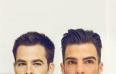 Chris and Zachery