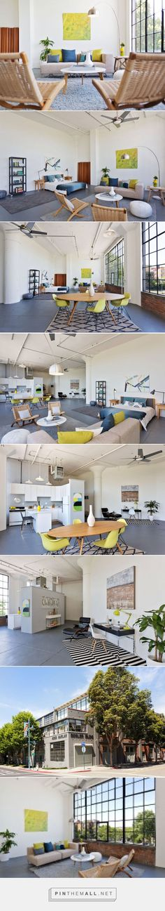Emeryville Loft by Visual Jill Interior Decorating | HomeAdore - created via http://pinthemall.net