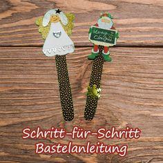 Wir basteln heute weihnachtliche Lesezeichen. Perfekt für das Basteln mit Kindern! Welche Weihnachtsbasteleien habt Ihr dieses Jahr schon ausprobiert? Zur Lesezeichen-Anleitung: http://www.trendmarkt24.de/bastelideen.basteln-kinder-weihnachten.html#p
