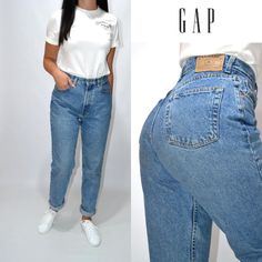 Джинсы момы бойфренды  высокая посадка gap GAP за 495 грн. Mom Jeans, Gap, Pants, Fashion, Trouser Pants, Moda, Fashion Styles, Women's Pants, Women Pants