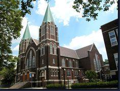 Holy Cross Hungarian Catholic Church, Detroit MI.