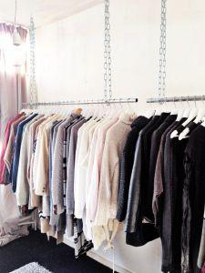 Do it yourself: walk in closet