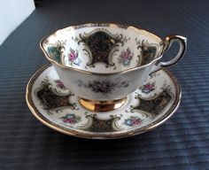 Paragon Fine Bone China IC/H F tea cup and saucer