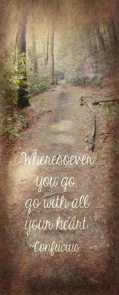 Wheresoever You Go - At by Sandra Martin