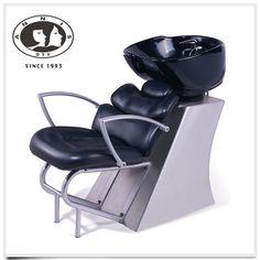 DTY factory supplies salon equipment fashionable leg rest shampoo salon furniture
