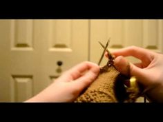 How to Knit a Lateral Braid (Vikkel Braid) - so helpful and so easy!