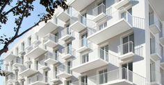 Bow wow - 22 logements rue Rebière, Paris XVIIe